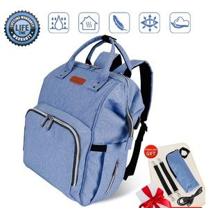 Other - Baby Diaper Bag Backpack